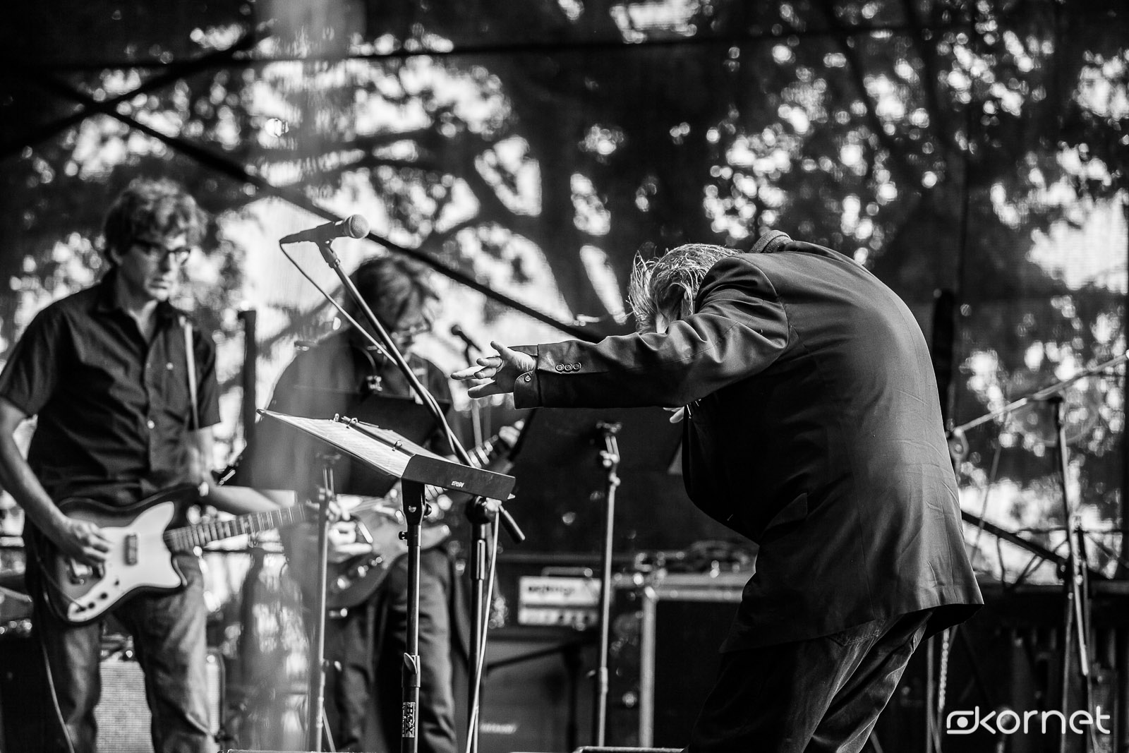 """Twisting In Space""  Glenn Branca Ensemble 