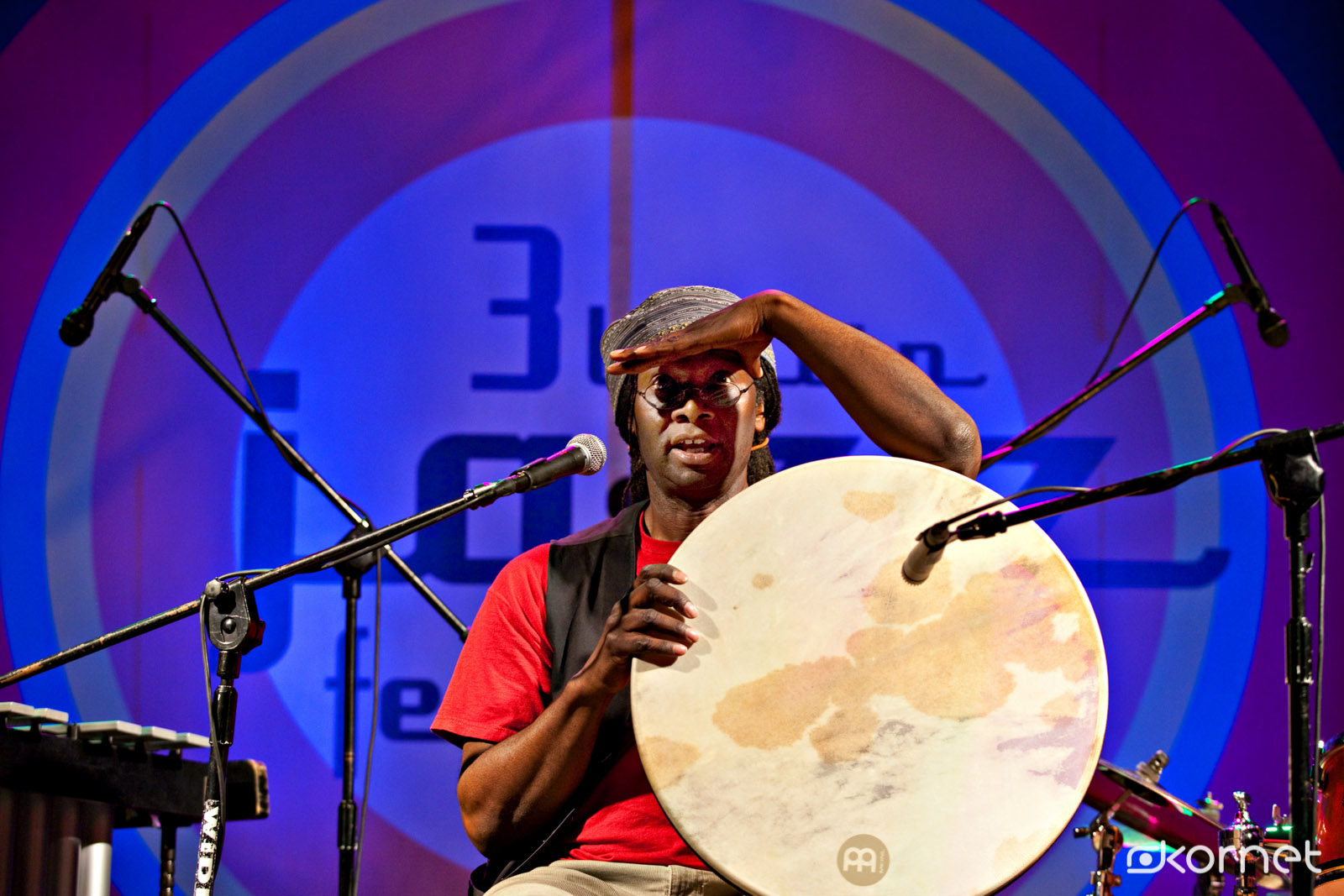 HAMID DRAKE MEETS PASQUALE MIRRA – Tribute to Don Cherry – III Lublin Jazz Festiwal