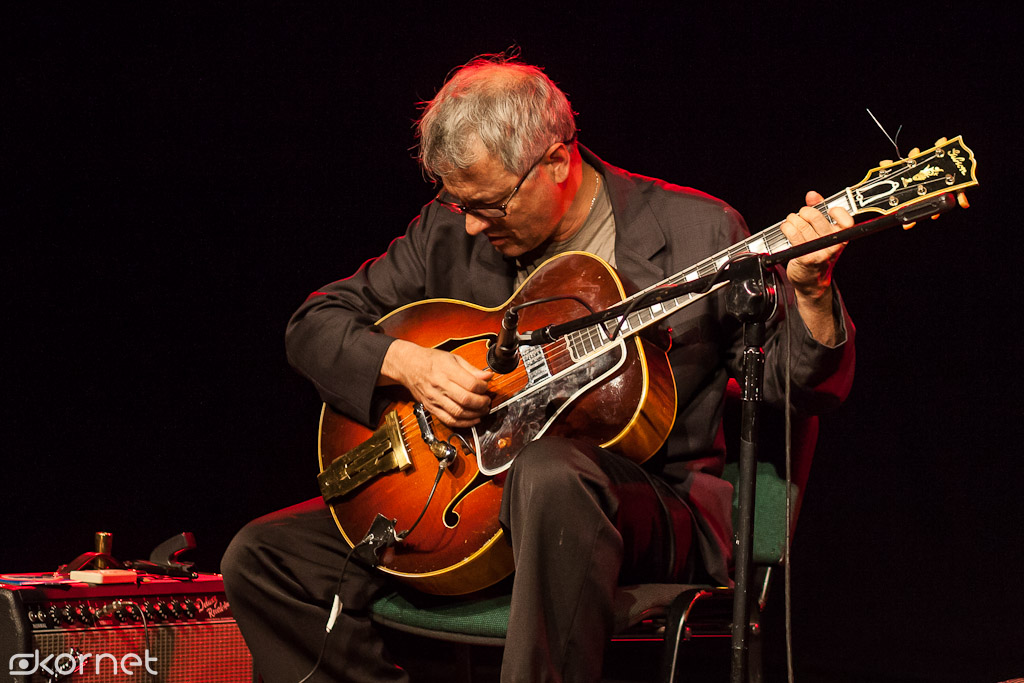Marc Ribot Solo Guitar