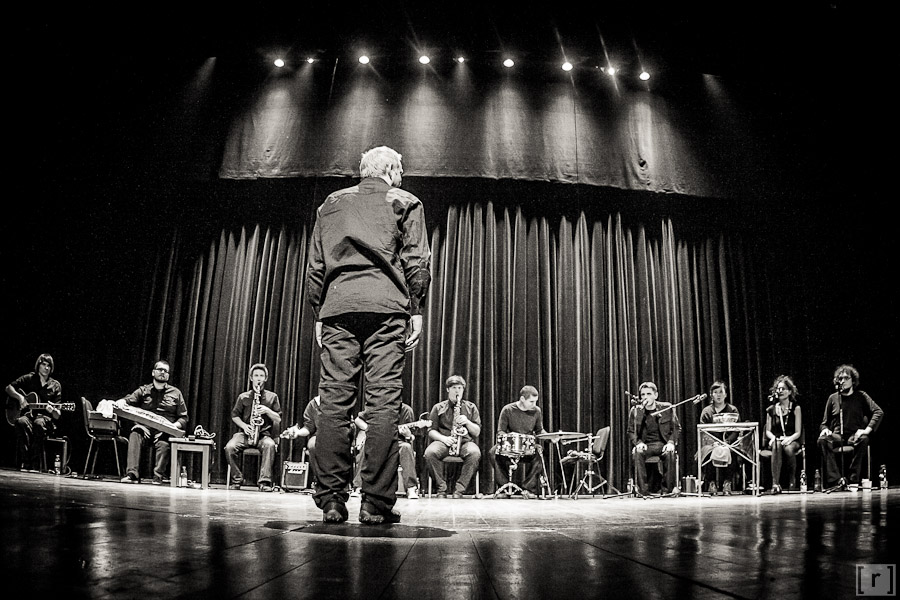 """Lublin Soundpainting Orchestra""  KODY 2012"